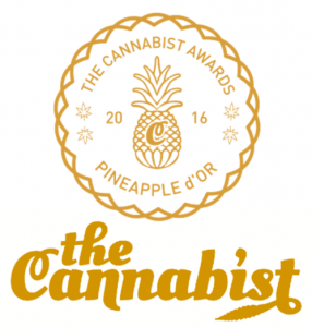 Nomination for the Cannabist Awards